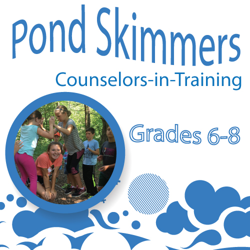 Pond-skimmers---counselors-in-training
